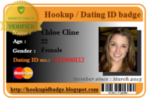 Hook up dating id